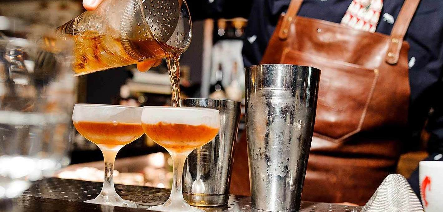 hire a bartender London