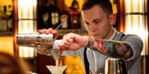hire a bartender London