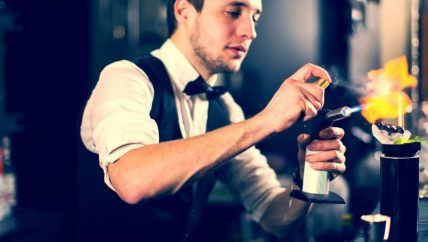hire a bartender Liverpool