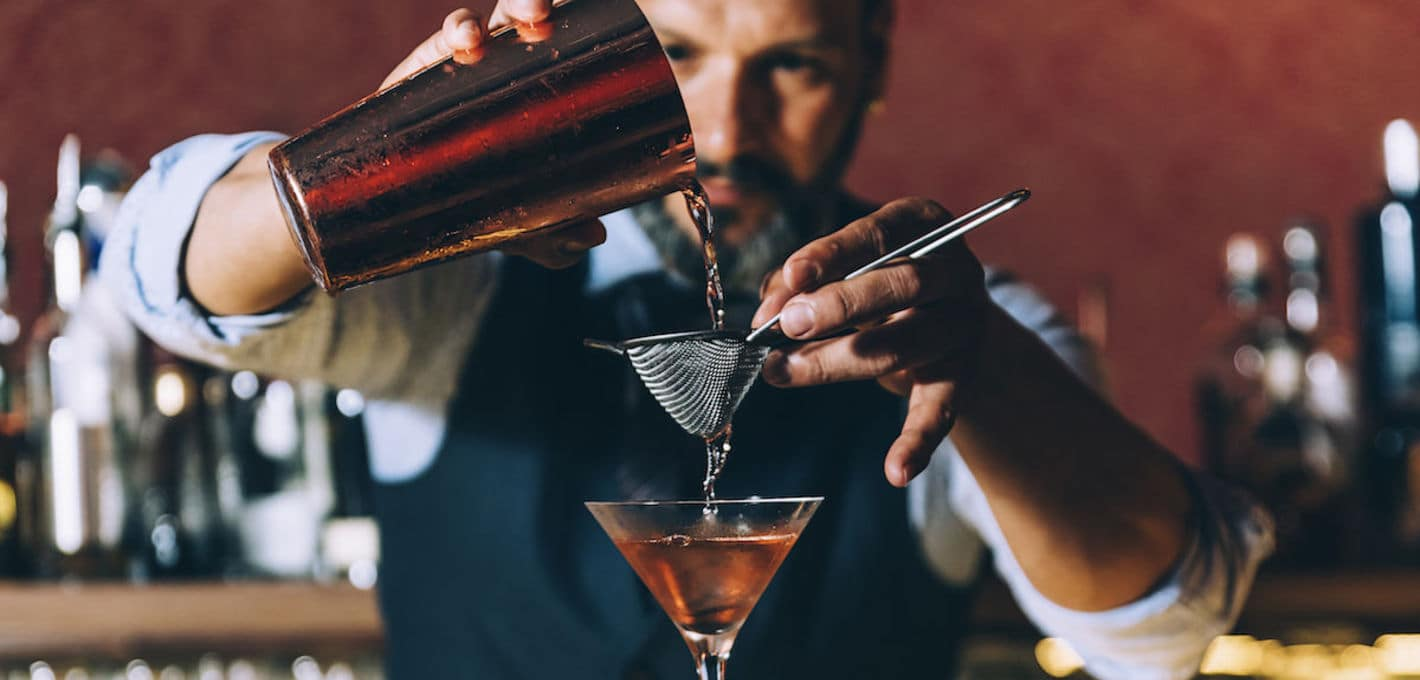 hire a bartender Glasgow