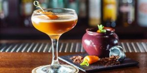 pop up cocktail bar