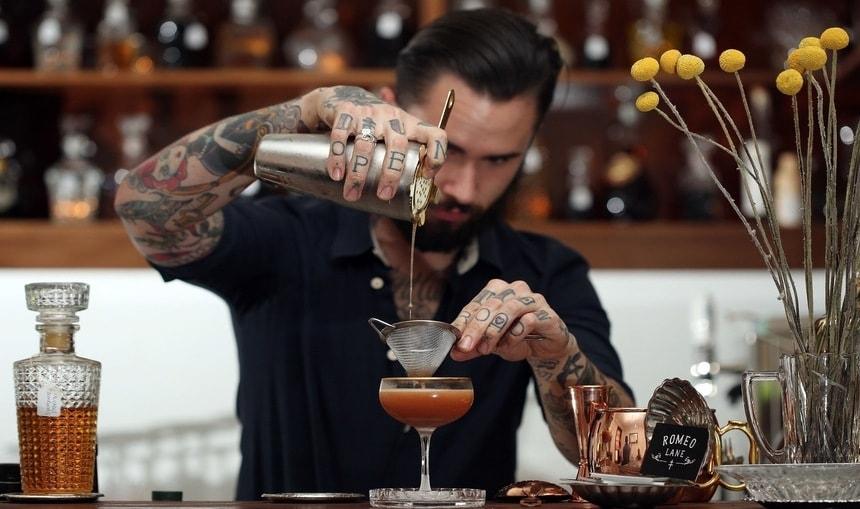 hire a bartender Bath