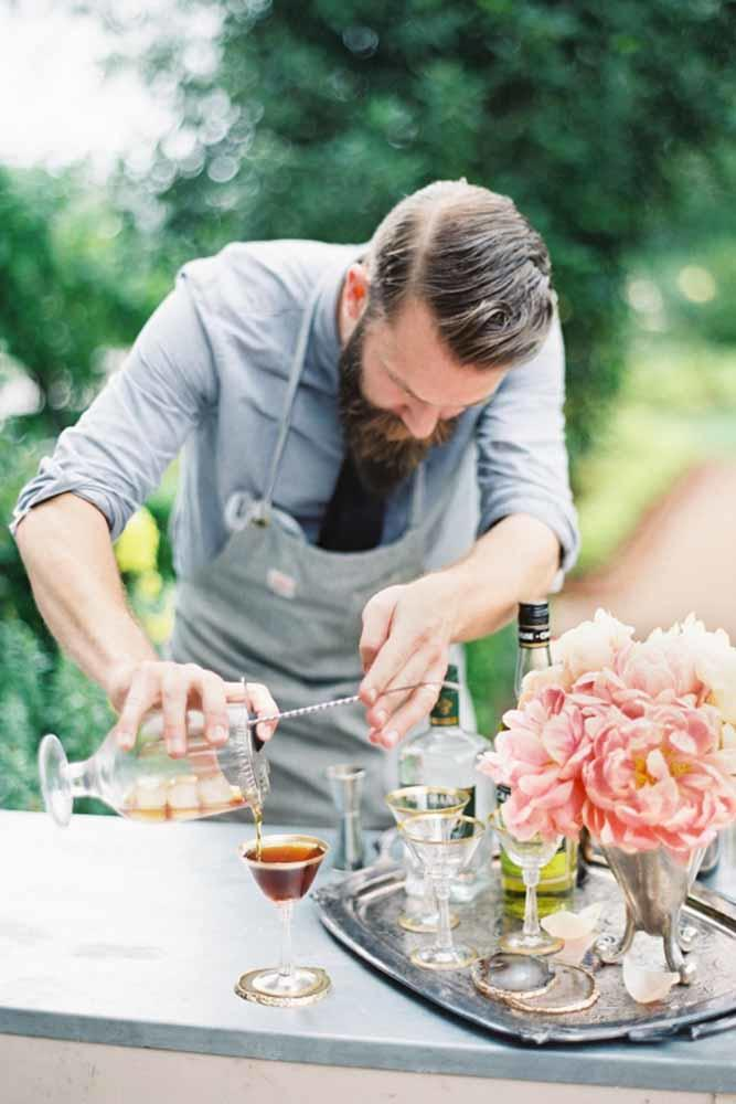 hire bartenders for wedding