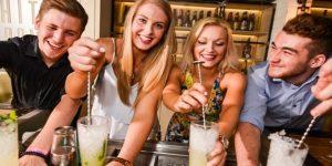 hire a cocktail barman